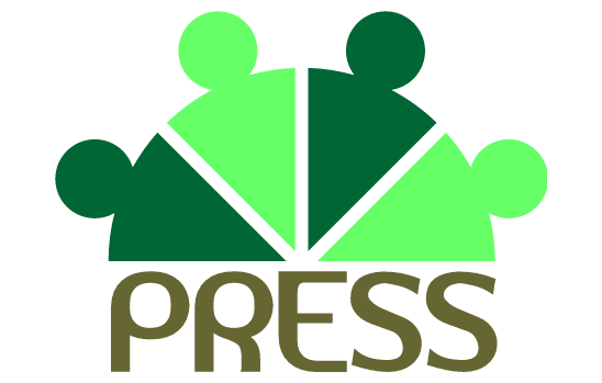 PRESS project logo
